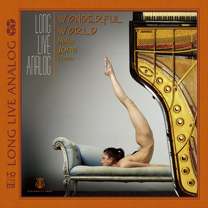 Long Live Analog - Piano: Wonderful World image
