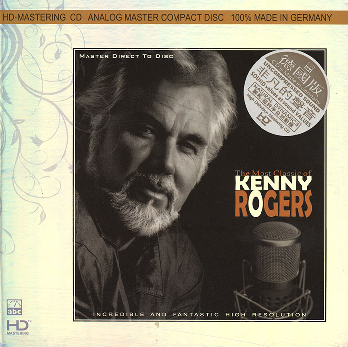 The Most Classic Of Kenny Rogers