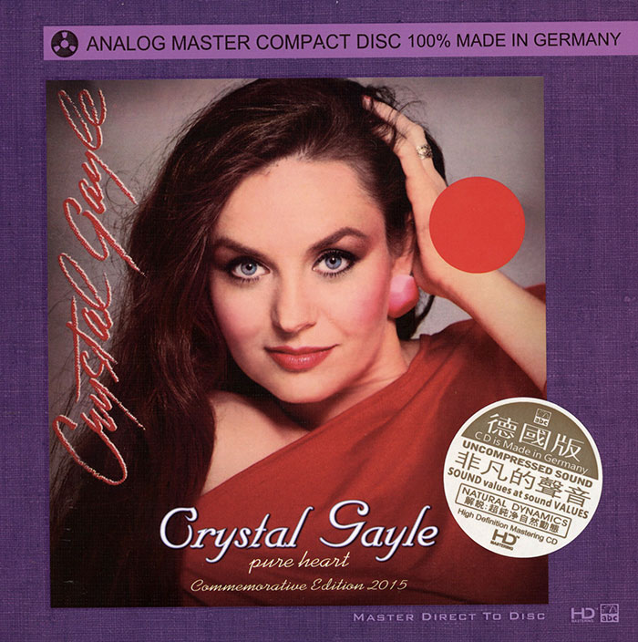 Grystal Gayle Pure Heart image