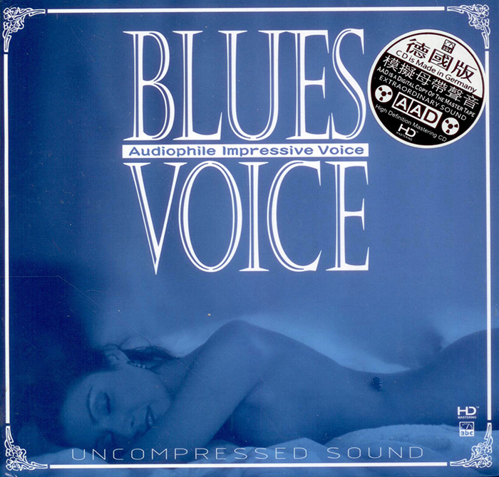Blues Voices v. 1 image