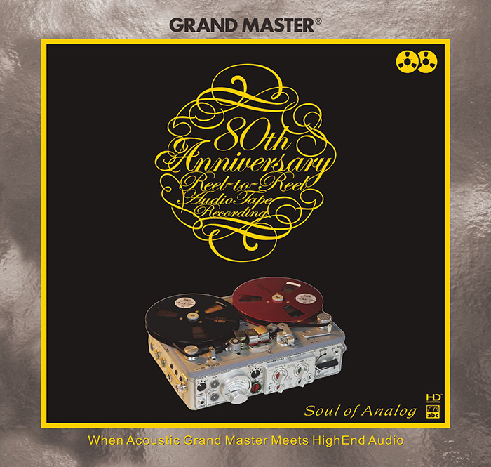 The 80th Anniversary — Soul of Analog
