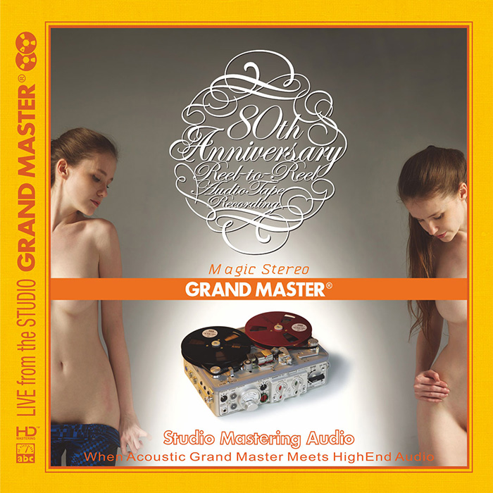 Grand Master - Magic Stereo