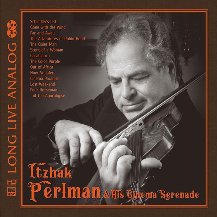 Itzhak Perlman - His Cinema Serenade