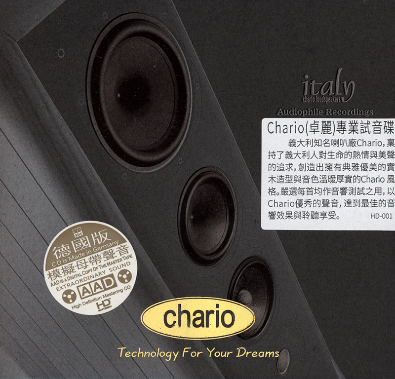 Chario-Technology For Your Dreams image