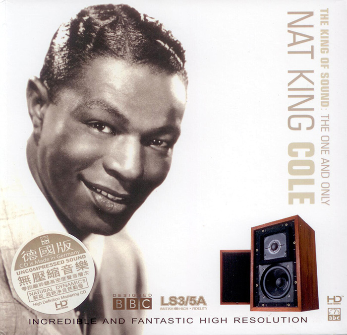 The One and Only Nat King Cole
