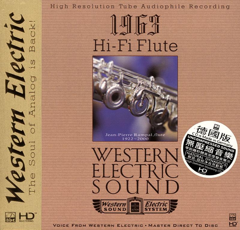 Western Electric Sound - 1963 - Hi-Fi Flute