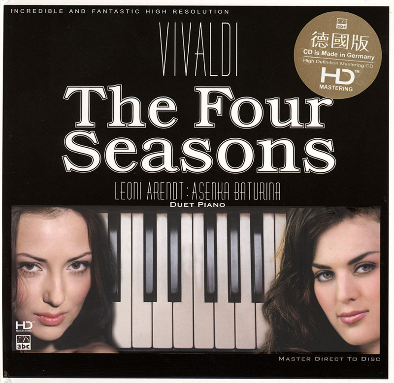 The Four Seasons - Duet Piano