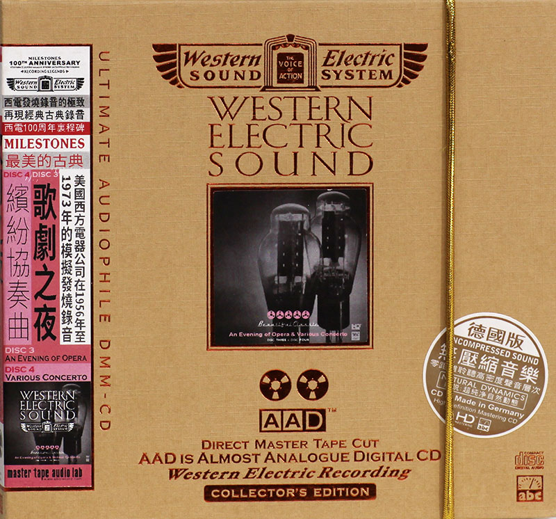 Western Electric Sound - 03/04 - An Evening of Opera