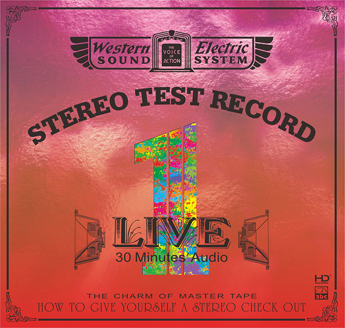 Stereo Test Record vol. 1