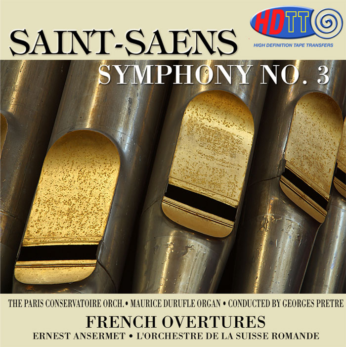 Symphony NMo. 3 / French Overtures