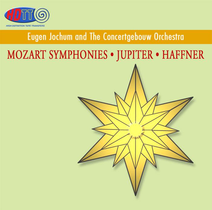 Symphonies Noo: 41 'Jupiter' and 35 'Haffner'