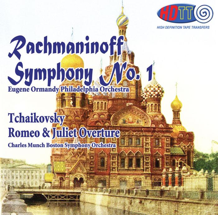 Symphony No. 1 / Romeo & Juliet Overture