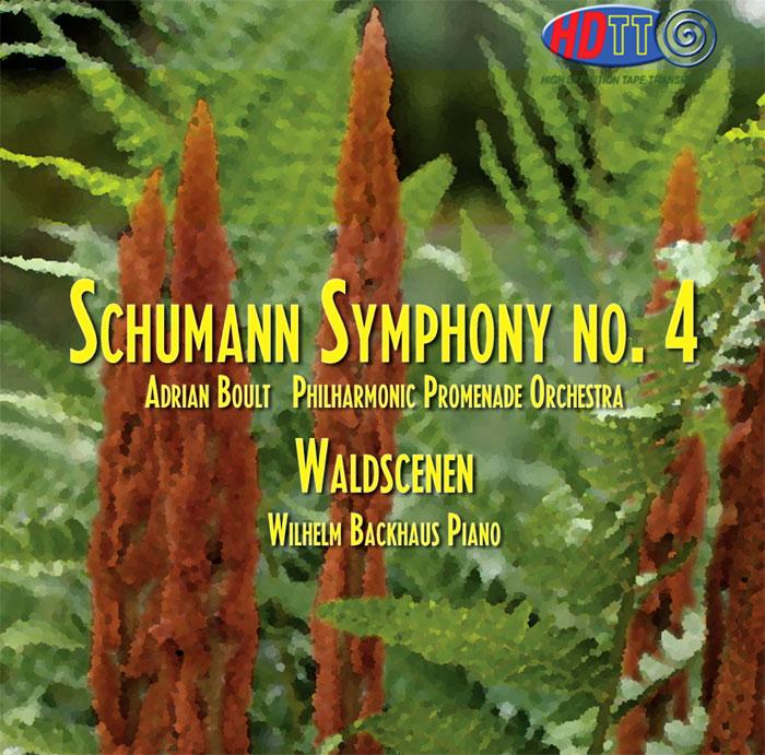 Symphony No. 4 / Waldszenen