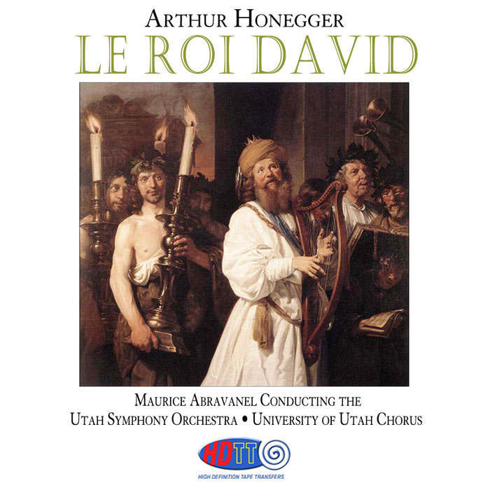Le Roi David (King David) / Symphonic Psalm