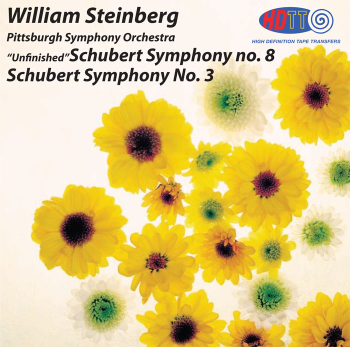 "Symphony no. 8 ""'Unfinished'"",  Schubert Symphony No. 3"