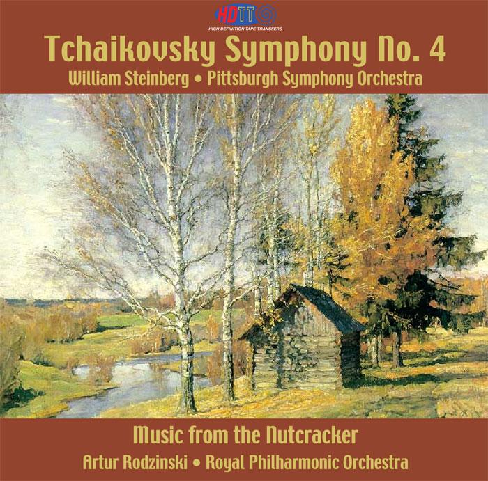 Symphony No. 4/ Music from the Nutcracker