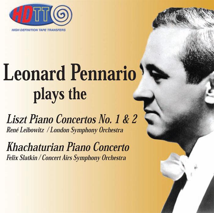 Liszt Piano Concertos No. 1 & 2 / Khachaturian Piano Concerto