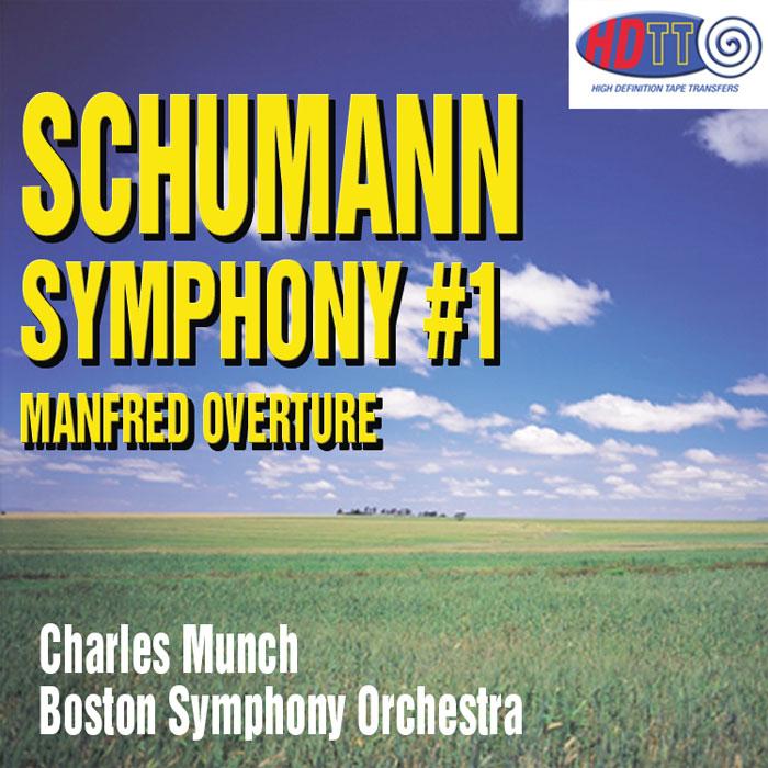Symphony No. 1 • Manfred Overture