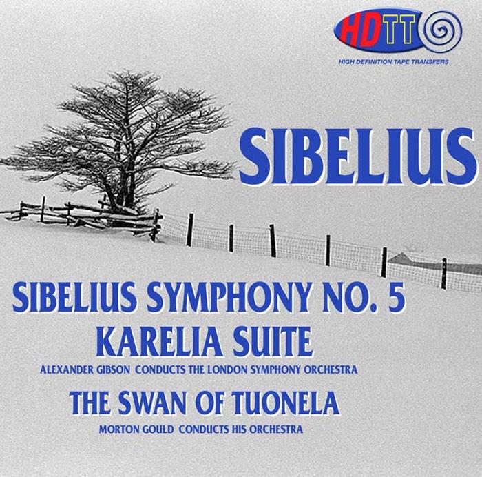 Symphony No. 5 / Karelia Suite / Swan of Tuonela