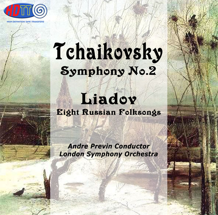 Symphony No. 2 / Russian Folk Songs image