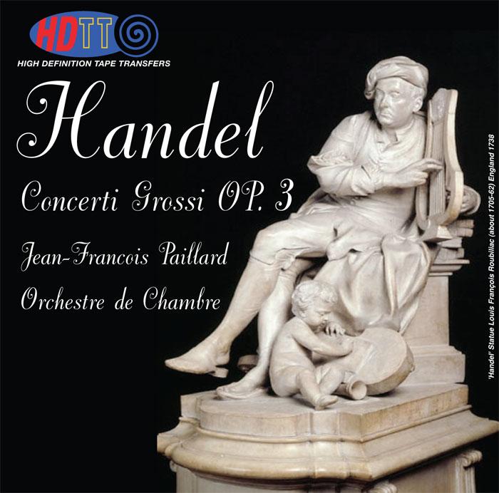 Concerti Grossi OP. 3