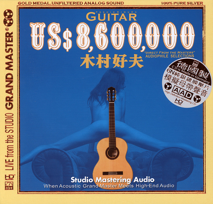 US$ 8,600,000 Guitar