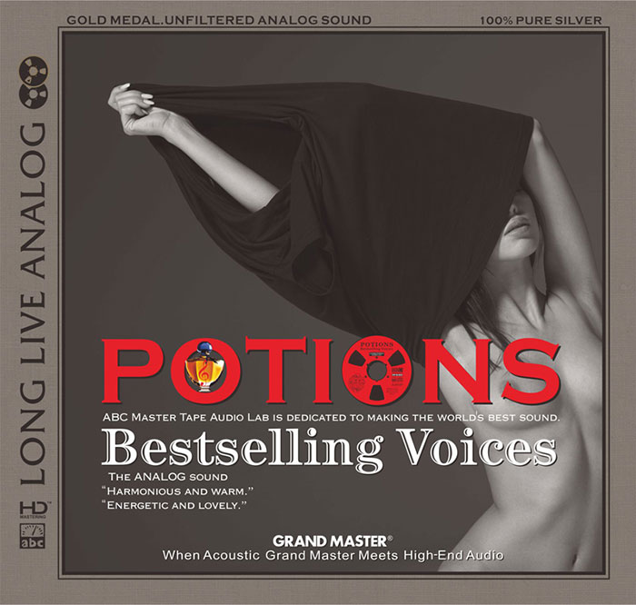 Potions - Bestselling Voices