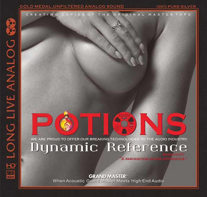 Potions - Dynamic Reference