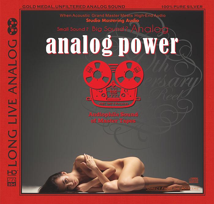 Analog Power - EDYCJA LIMITOWANA