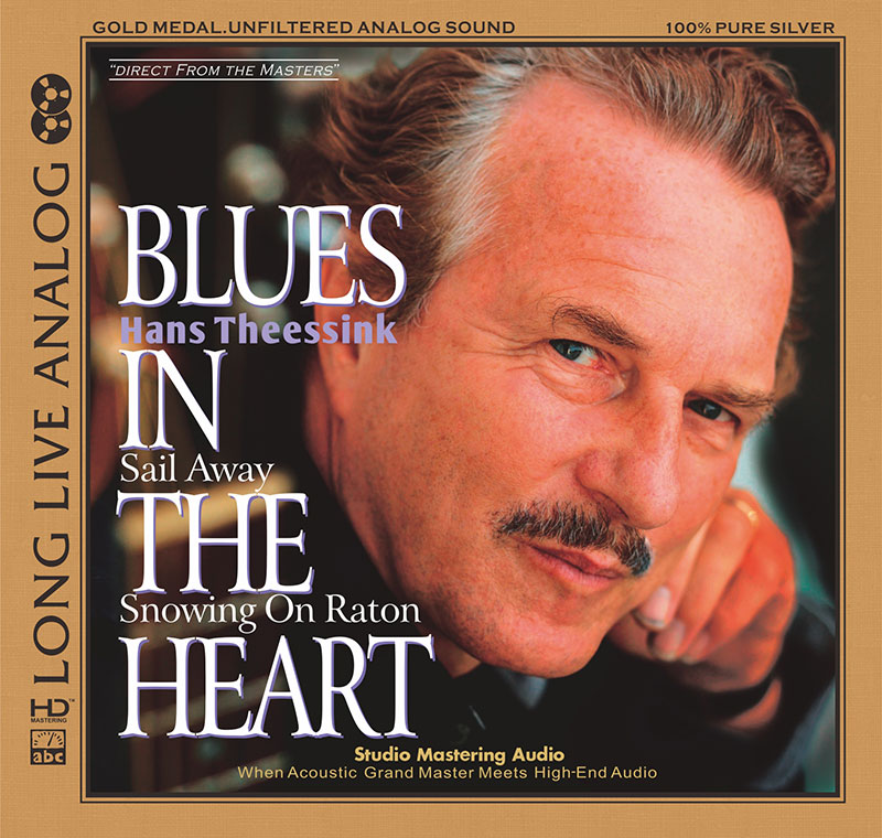 Blues in the heart - SILVER CD
