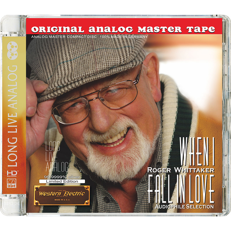 Roger Whittaker-When I Fall in Love image