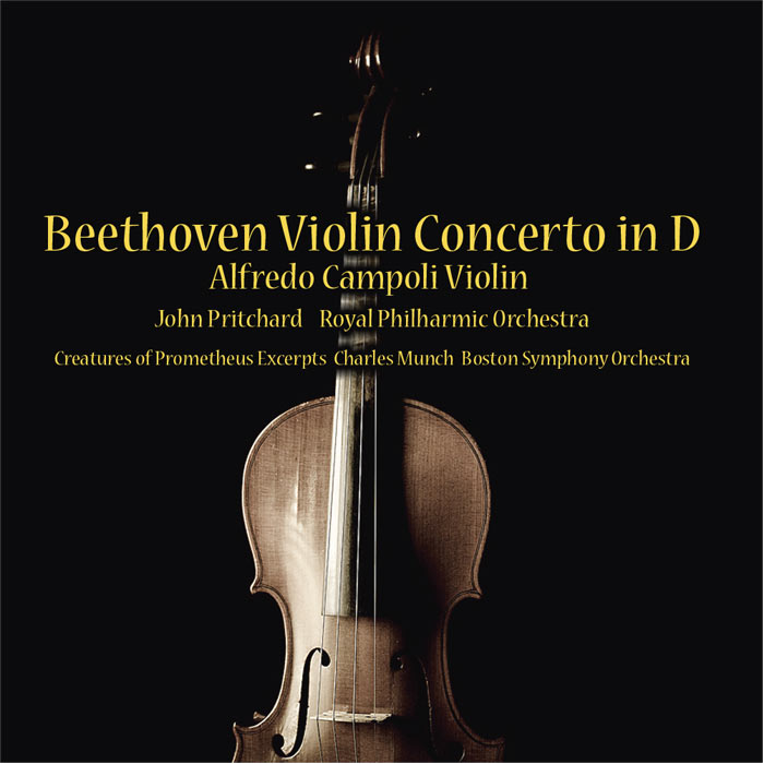 Violin Concerto in D and Creature of Prometheus - Excerpts