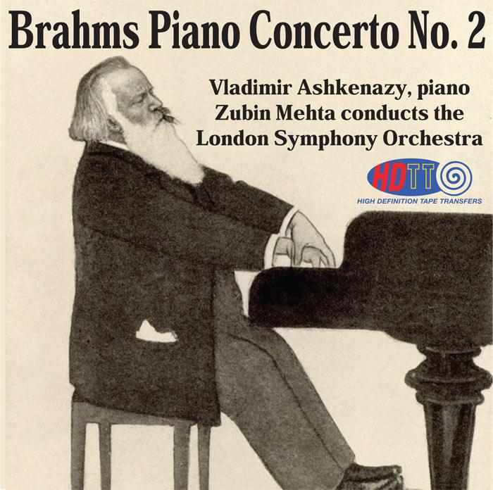 Piano Concerto No.2, Op.83