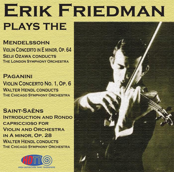 Violin Concerto in E minor, Op. 64 / Violin Concerto No. 1, Op. 6 / Introduction and Rondo