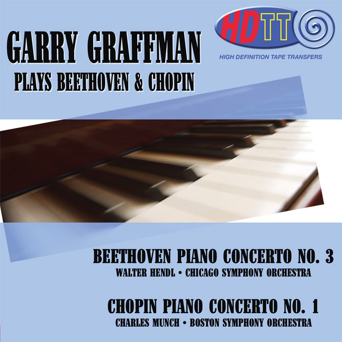 Piano Concerto No.3 // Piano Concerto No.1