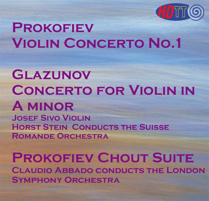Violin Concerto No.1 // Concerto for violin in A minor // The Chout Suite