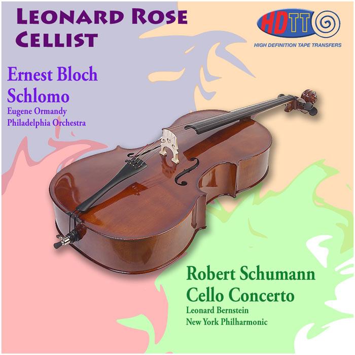Cello Concerto // Schlomo