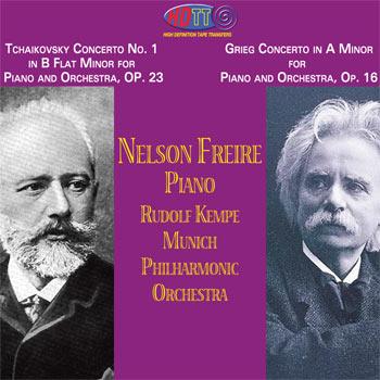 Piano Concerto No. 1 in B Flat Minor, Op. 23 // Piano Concerto in A Minor, Op. 16