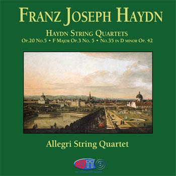 Haydyn String Quartets