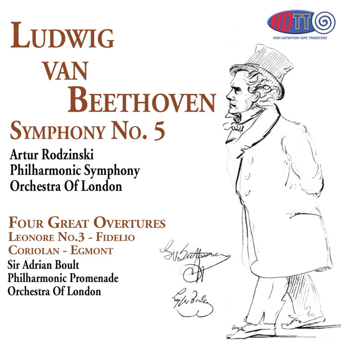 Symphony No.5 / Four Great Overtures