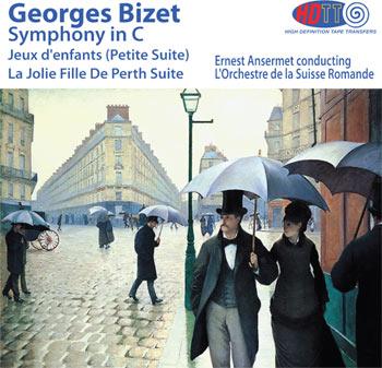 Symphony in C / Jeux D' Enfants / La jolie  lle de Perth Scenes Bohemiennes