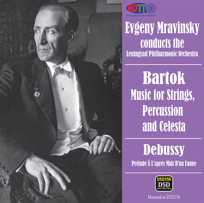 Bartok-Music for Strings, Percussion and Celesta / Prelude to the Afternoon of a Faun