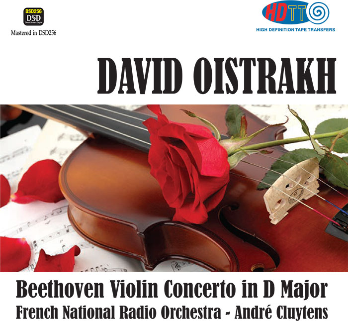 Violin Concerto in D Major (Cadenza – Kreisler)