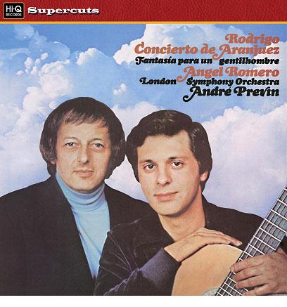 Concierto di Aranjuez / Fantasia para un Gentilhombre