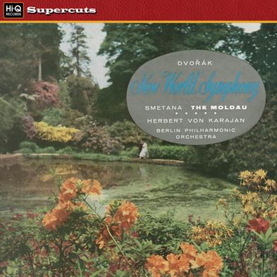 Symphony No. 9 From the New World / Vltava No.2 of  - Ma Vlast