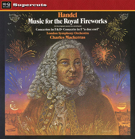 Music for the Royal Fireworks / Concerto in F 'a due cori' No.2 in F