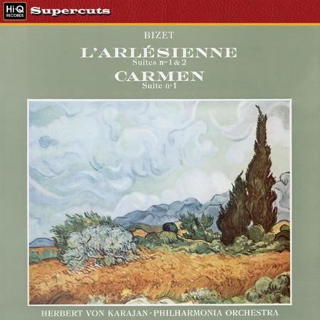 L'Arlesienne – Suite No.1 and 2 / Carmen – Suite No. 1