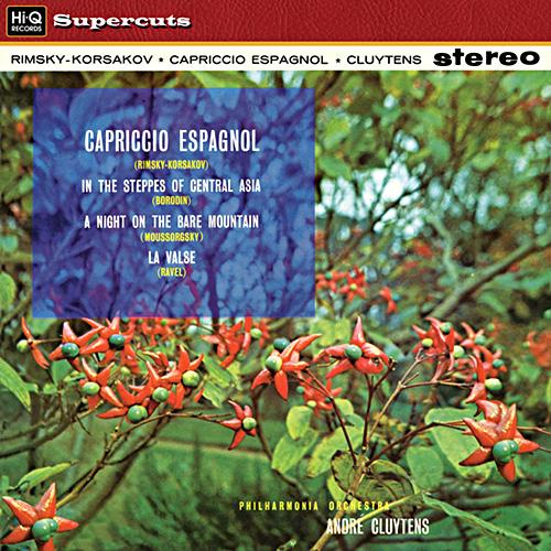 Capriccio Espagnol, Op.34 / Fantasia 'A Night On The Bare Mountain' / La Valse image