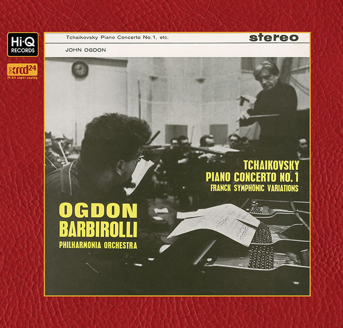 Piano Concerto No. 1 / Symphonic Variations