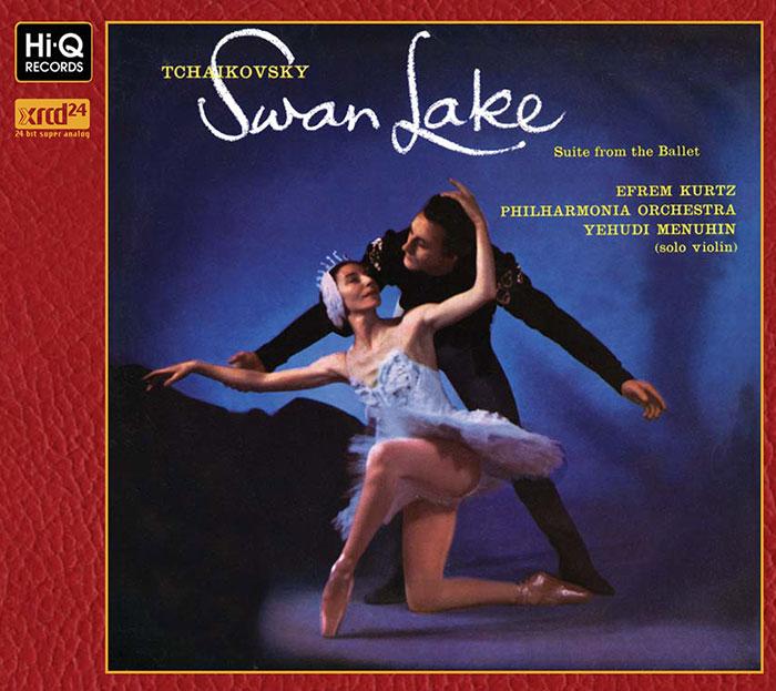 Swan Lake, Op. 20 Ballet Suite image